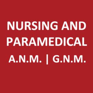Nursing and Paramedical
